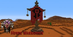 Horde Banner Minecraft Map & Project