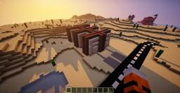 Modern Desert Duplex | 1.12 Minecraft Map & Project
