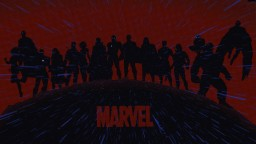 Marvel Cinematic Universe Map Minecraft Map & Project