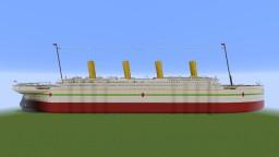 HMHS Britannic Minecraft Map & Project