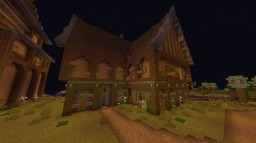Medival- Medium house Minecraft Map & Project