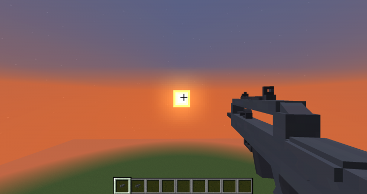 Famas F1 - 3D Model With 1 Attachment Variant Minecraft