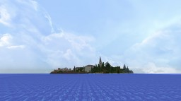 Venice - Poveglia; The Island of Dead Minecraft Map & Project