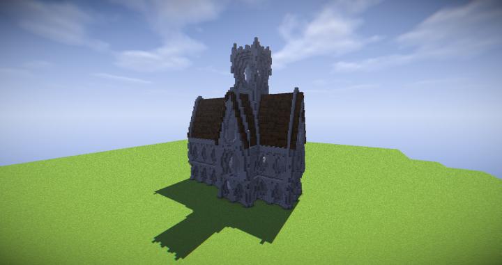 Popular Server Project : Church (ROL)