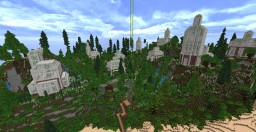 Highgarden Faction Town Minecraft Map & Project