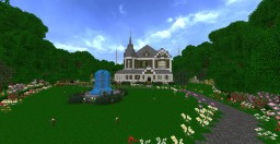 Demeter Manor Minecraft Map & Project