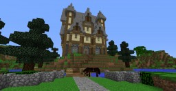 New Rustic Structure Artist Minecraft