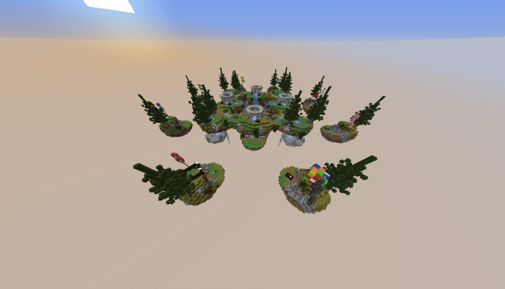 Lucky Block Bedwars 1 8 1 15 V2 7 Minecraft Map