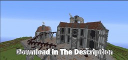 A Grim Factory Minecraft Map & Project
