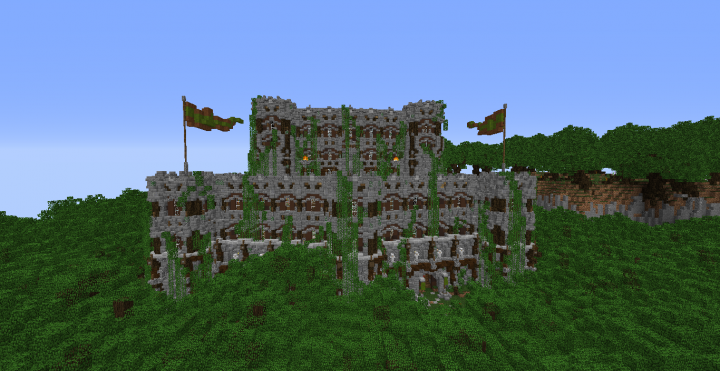 Popular Server Project : The Wraithhold