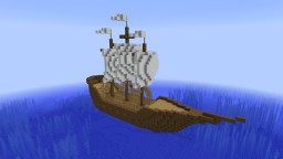 epic 1.13 ship Minecraft Map & Project