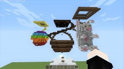 Easter BURNING MAP for Pat (AKA PopularMMOS) Minecraft Map & Project