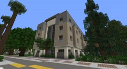Greenfield V0.5.1 - University dorm #1 Minecraft Map & Project