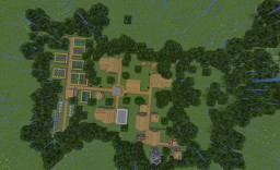 Cementery Map by Xeperos Minecraft Map & Project