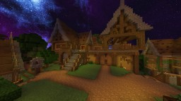 Medival - Huge house by:SacryuZ Minecraft Map & Project