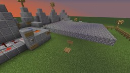 Awesome Cobblestone Generator! Minecraft Map & Project