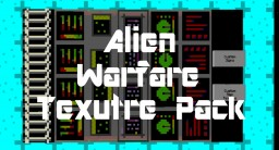 Alien Warfare Pack (.mcpack file) Minecraft Texture Pack