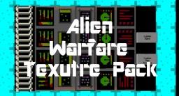 Alien Warfare Pack (.mcpack file) Minecraft Texture Pack