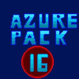 Azure-Pack (16x16) UPDATE 3 Minecraft Texture Pack
