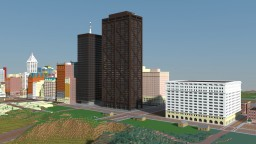 The Williams Building: The Bakerstown Project Minecraft Map & Project