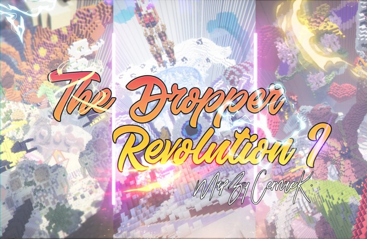 The Dropper : Revolution (Dropper Map 1.12.2) - Maps - Mapping and on