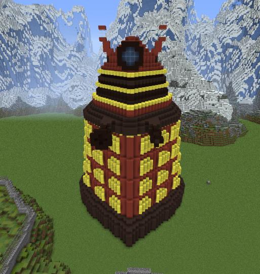 Popular Server Project : Dalek