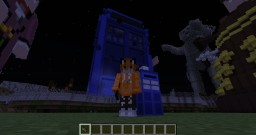 Doctor who Minecraft Texture Pack