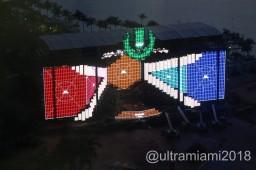 Ultra Music Festival Miami 2018 Minecraft Map & Project