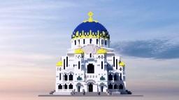 Kronstadt Cathedral - 1:1 recreation Minecraft