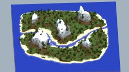 Survival Island 2.0 Minecraft Map & Project