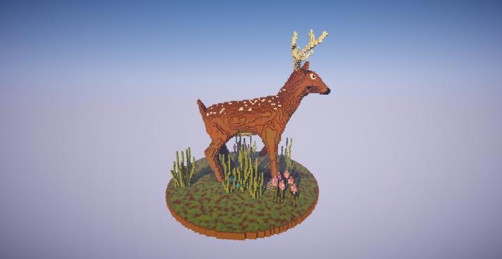 Popular Server Project : Deer Organic
