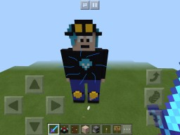 DanTDM  statue Minecraft Map & Project