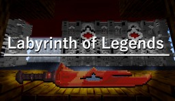 Labyrinth of Legends [Mob Arena] Minecraft Map & Project