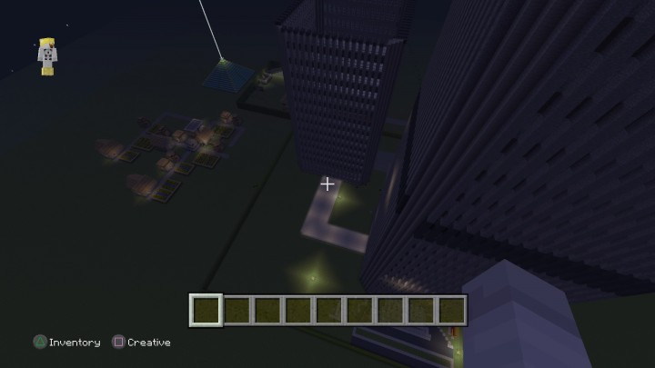 Back in 2012WTC3wasn't build yet