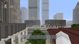 WORLD TRADE CENTER (PS4) IN PROGRESS(UPDATED) Minecraft Map & Project