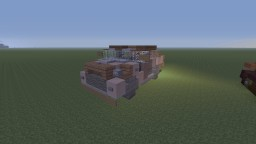 East German Trabant 601, civilian car Minecraft Map & Project