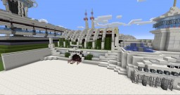 Space Journey Dark Ride Minecraft Map & Project