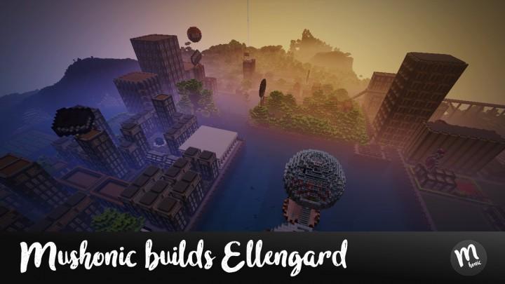 THE CITY OF ELLENGARD