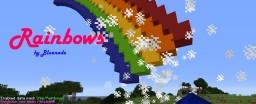 Rainbows in vanilla Minecraft! Minecraft