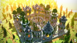 Advent Midgard Minecraft Map & Project