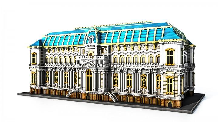 Popular Project : Grand palace