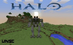 V1 | Cyclops | 1.12.2 | Halo | Schematic Minecraft Map & Project