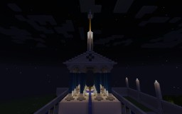 Imagined Greek Temple Minecraft Map & Project