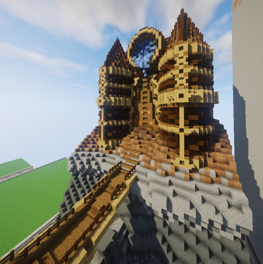 Popular Server Project : mayssaa || Canny Castle