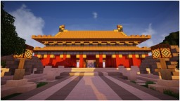 Eastern Qing Tombs Minecraft Map & Project