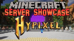 Server Showcase: Let's Play the Hypixel Server!!! Minecraft Blog Post