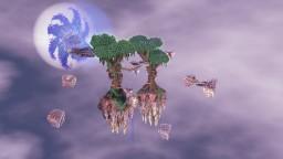 Sci-Fi Skylands Minecraft Map & Project