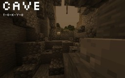Cave Minecraft Map & Project