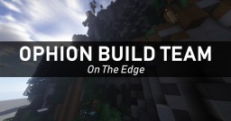 On The Edge Minecraft Map & Project