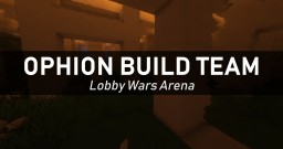 Lobby Wars Arena Minecraft Map & Project
